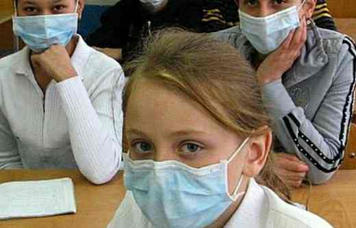 Swine Flu information in Marathi